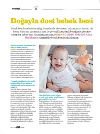 Parents Dergisi 01.11.2014-1